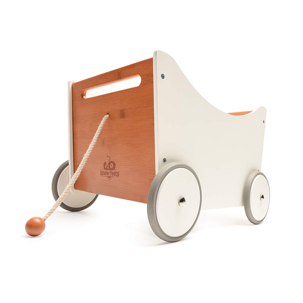 Kinderfeets Toy Box 2 in 1 Walker, Toy Storage and Walker by Kinderfeets (Image #3)