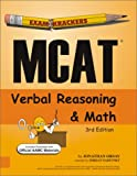 ExamKrackers MCAT Verbal Reasoning and Math, Jonathan Orsay, 1893858170