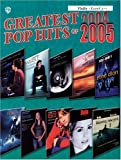 Greatest Pop Hits of 2004-2005 for Strings, Alfred Publishing, 0757938752