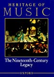 img - for 003: Heritage of Music: Volume III: The Nineteenth-Century Legacy book / textbook / text book