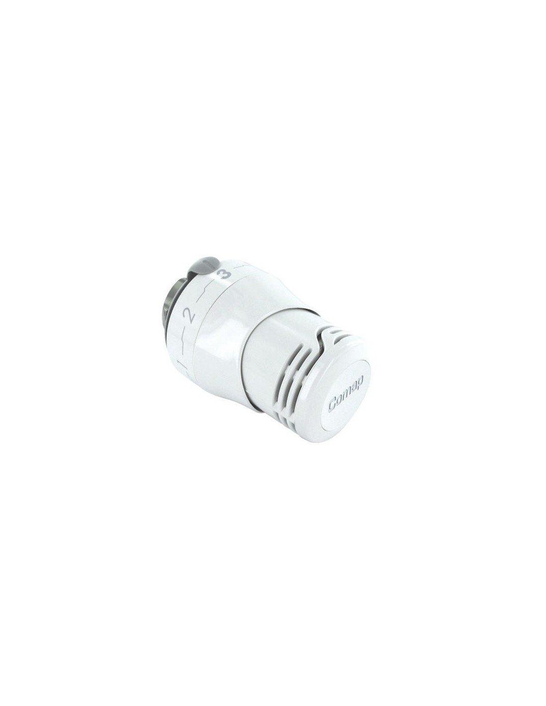 Tê te thermostatique de radiateur - M28 - Senso - Comap