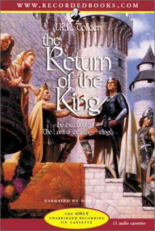 Read Online The Return of the King (The Lord of the Rings, Book 3) pdf epub