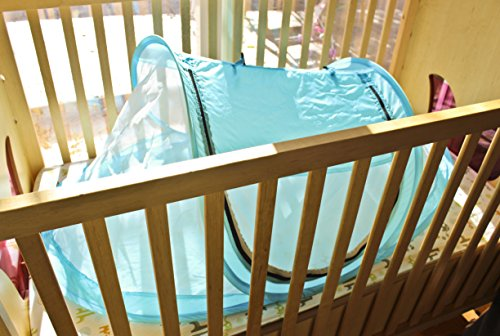 MooMooBaby Pop-Up Baby Beach Crib Tent by MooMoo Baby (Image #1)