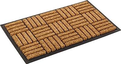 Coco Fiber In-Laid Doormat