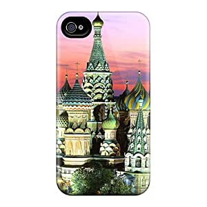 Protection Cases For Iphone 6 / Cases Covers For Iphone(saint Basils Cathedral)
