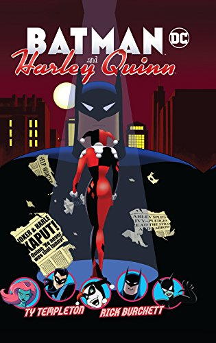 Batman and Harley Quinn]()