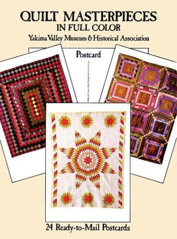 Quilt Masterpieces: In Full Color : 24 Ready-To-Mail Postcards (Card Books)