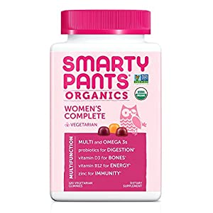 SmartyPants Women's Complete Gummy Vitamins: