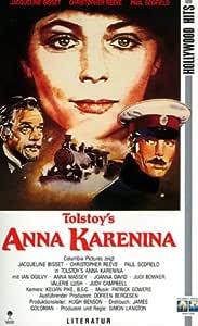 Anna Karenina [Alemania] [VHS]: Amazon.es: Bisset