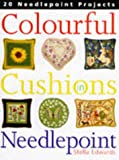 Colourful Cushions in Needlepoint, Stella Edwards, 0713479965
