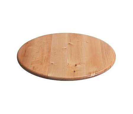 Ikea Snudda Drehplatte Massivholz Birke 39 Cm Holz Braun Amazon