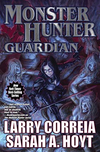 Monster Hunter Guardian (Monster Hunters International Book 7)