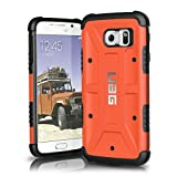 UAG Samsung Galaxy S6 Feather-Light Composite [RUST] Military Drop Tested Phone Case