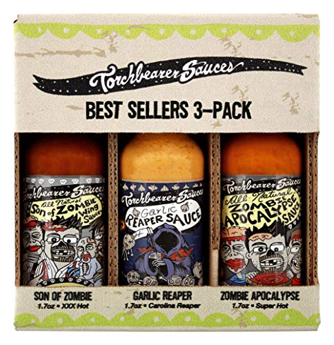 Torchbearer Sauces Sauce Sellers Bundle product image