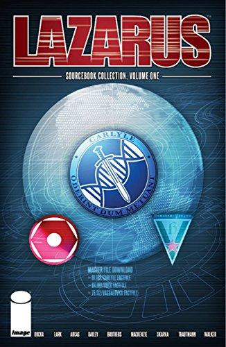 Lazarus: Sourcebook Collection Volume 1
