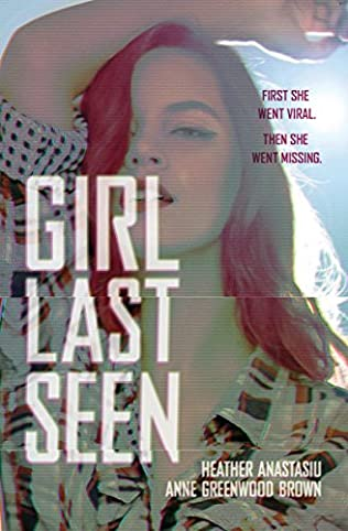 book cover of Girl Last Seen