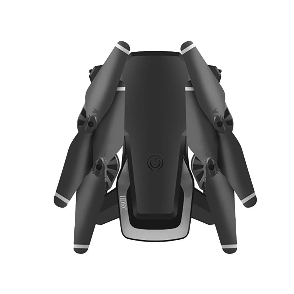 Volity HDRC D8 Drone Foldable WiFi 1080P Drone & Camera HD Altitude Hold Gesture Control Quadcopter 20 Mins Mins Long Flight Time RC Quadcotper Helicopter Flight Duration