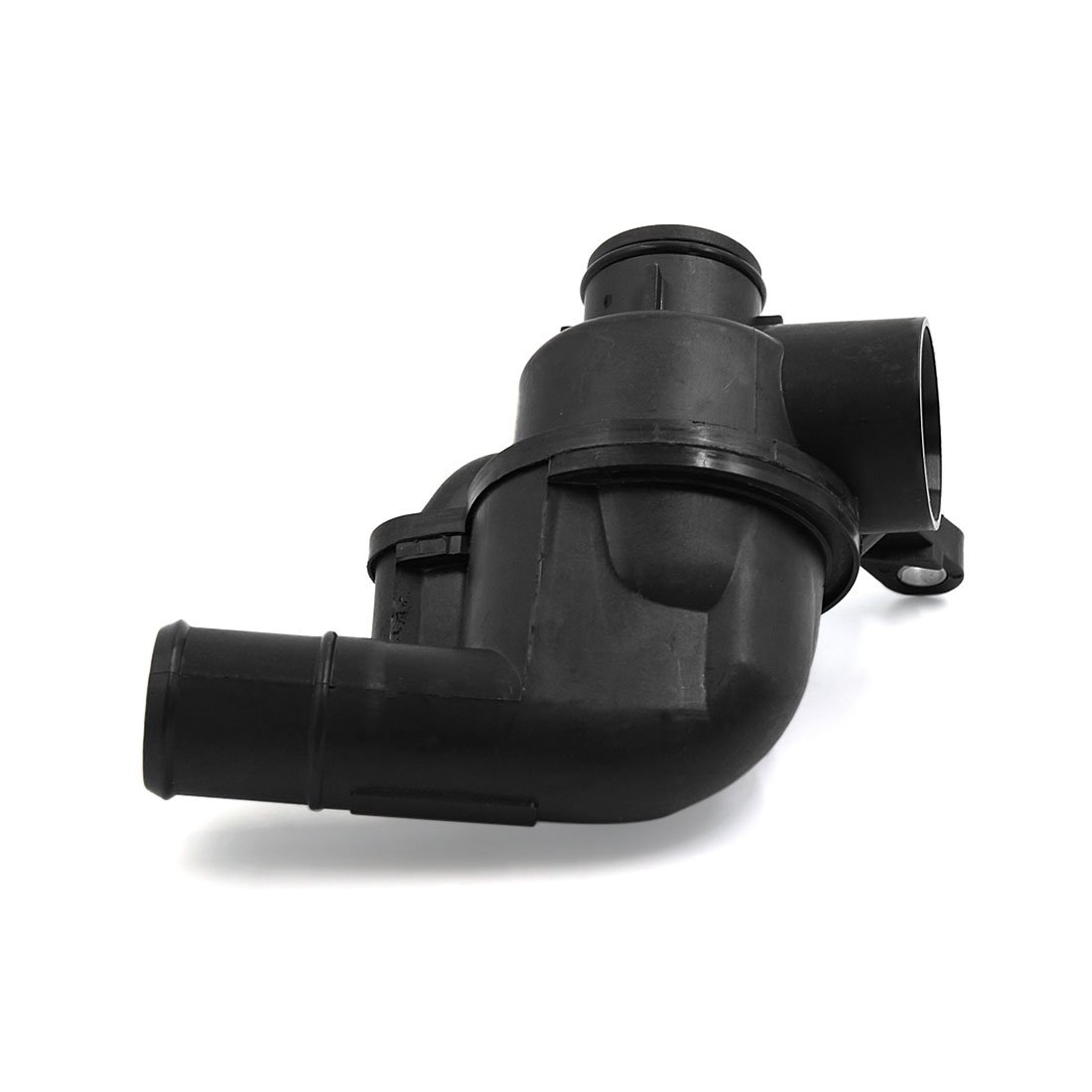 uxcell New Black Thermostat Housing Assembly PEM000030 for 2001-2006 Land Rover Freelander