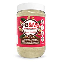 PB&Me Chocolate Hazelnut Powdered Peanut Butter, 200 Grams