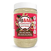 PB&Me Chocolate Hazelnut Powdered Peanut Butter, 200 Grams