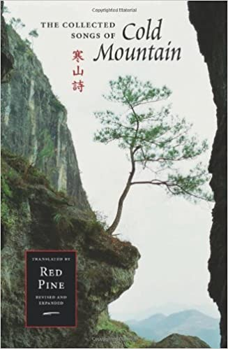 Book The Collected Songs of Cold Mountain (Mandarin Chinese and English Edition) by Cold Mountain (Han Shan)(June 1, 2000)
