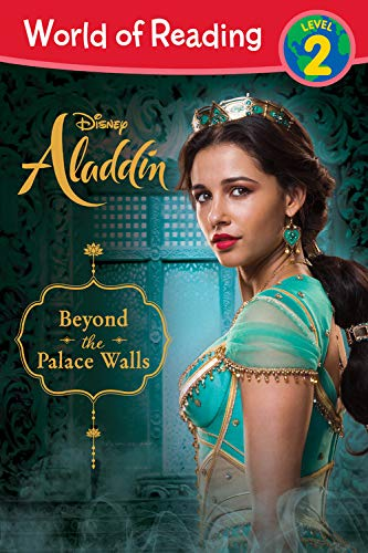 (World of Reading: Aladdin Beyond the Palace Walls: Level 2)