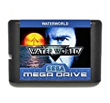 Taka Co 16 Bit Sega MD Game Waterworld 16 bit MD Game Card For Sega Mega Drive For Genesis