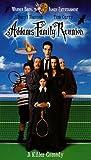 Addams Family Reunion [VHS]
