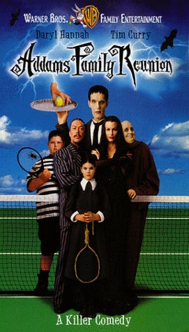 Addams Family Reunion [VHS] -