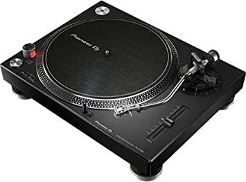 Amazon.com: Pioneer DJ PLX-500-K tocadiscos de giro directo ...
