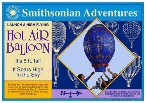 Hot Air Balloon - Smithsonian (Soaring Hot Air Balloon)