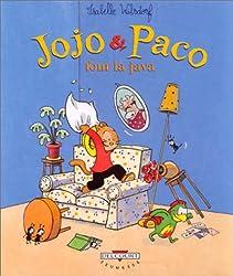 Jojo et Paco, Tome 1 : Jojo & Paco font la java