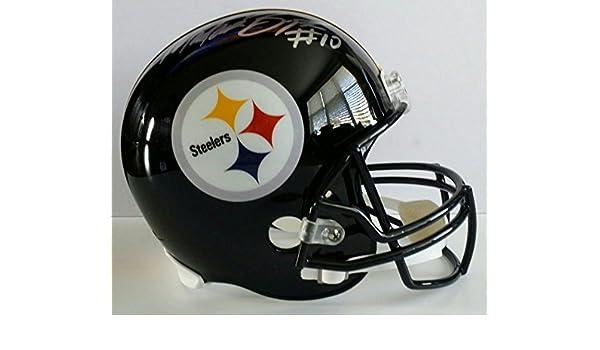 65c9c2fa2 Amazon.com  Martavis Bryant Autographed Helmet - Full Size - JSA Certified  - Autographed NFL Helmets  Sports Collectibles