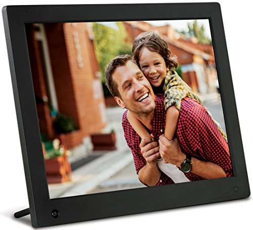 Quirky Gifts Happy Home Decor Now Online In India: NIX 12 Inch Hi-Res Digital Photo Frame With Motion Sensor