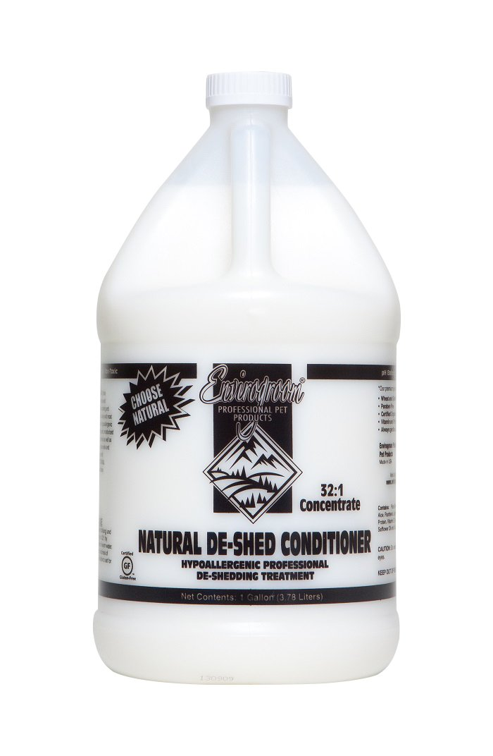 Envirogroom De Shed Conditioner