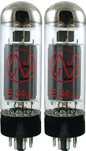 - JJ Electronics Amplifier Tube (T-E34L-JJ-MP)