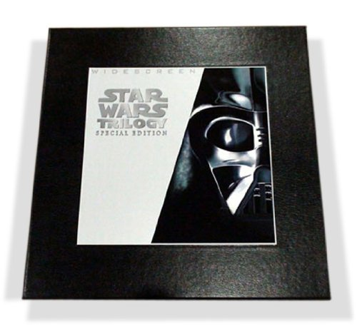 Star Wars Trilogy Laser Disc Special Edition