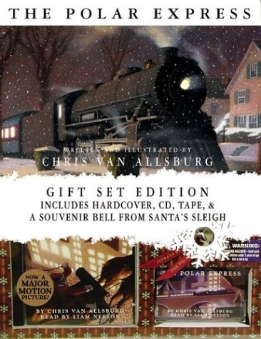 The Polar Express Gift Set by Brand: HMH Books for Young Readers