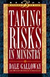 img - for Taking Risks in Ministry: Book 5 (Beeson Pastoral Series) book / textbook / text book