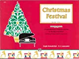 Christmas Festival, Gayle Kowalchyk and E. L. Lancaster, 0739007564