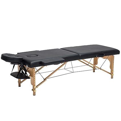 Camillas masajes plegables Mesas de masaje multifuncional con ...