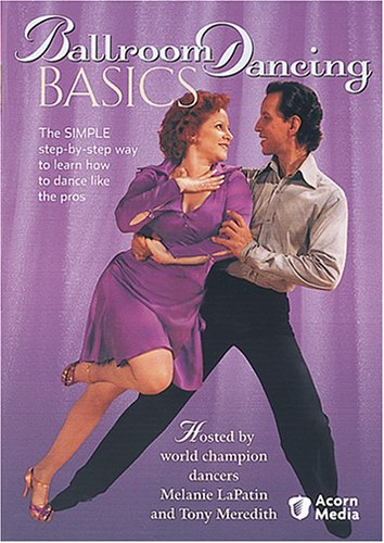 BALLROOM DANCING BASICS Melanie LaPatin product image