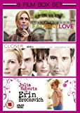 Eat, Pray, Love (2011) / Closer (2004) / Erin Brockovich (2000) - Triple Pack [DVD]