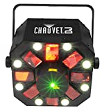 CHAUVET DJ SWARM5FX 3-in-1 Stage Lighting Effect | Laser & Strobe Effects