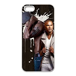 Handsome men of character Cell Phone Case for iPhone 5S