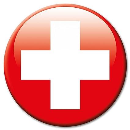 guma magneticum 2611 magnético Bandera de Suiza - Viaje ...