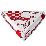 Pizza Wedge Box / One Slice Pizza Holder Box
