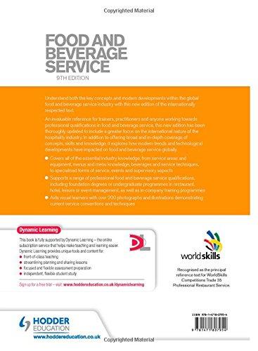 Sudhir Andrews Food Beverage Service Book