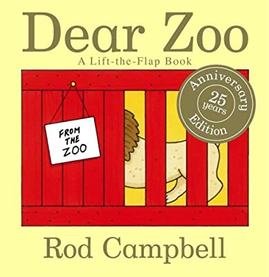 Dear Zoo A Lift-the-flap Book by Little Simon