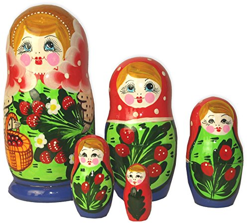nesting-matryoshka-dolls-with-berries-unique-stacking-dolls-handmade-wooden-babushka-folk-art-doll-o
